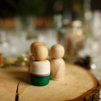 wedding peg dolls