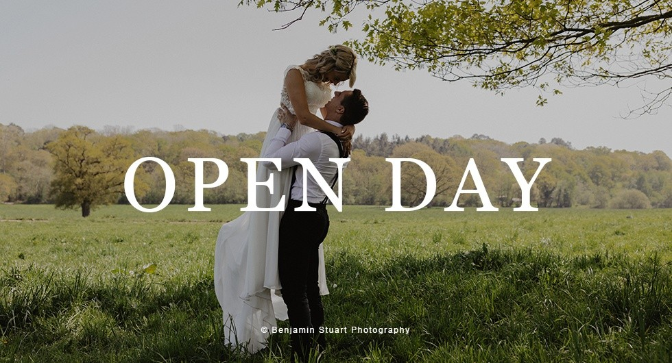 Rustic Wedding Ideas – Wasing Park Open Day Autumn 2019