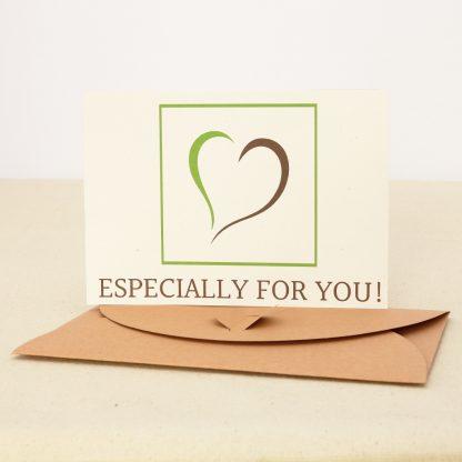 especially for you eco gift card