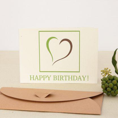 happy birthday love heartwood gift card