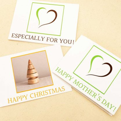 eco friendly gift cards