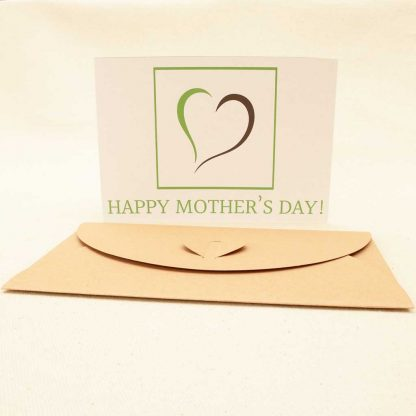 mother's day eco gift card