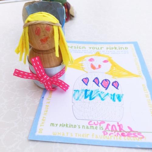 princess peg doll