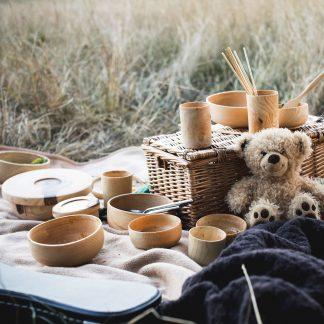 3 bears woodware