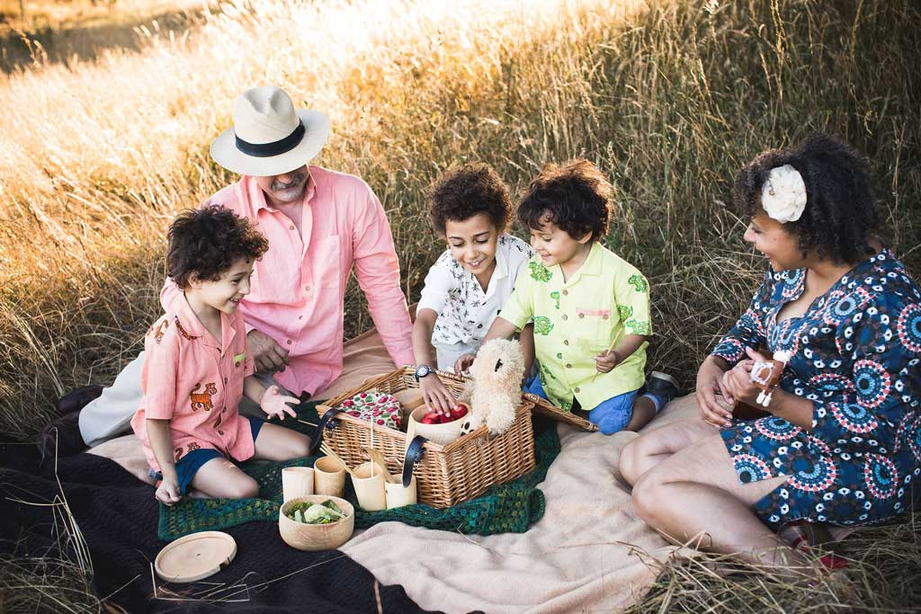plastic free picnic ideas