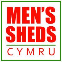 men's shed cymru logo