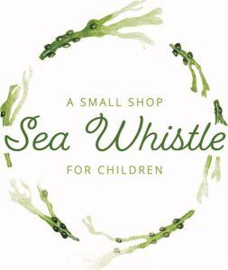 sea whistle sustainable children's shop
