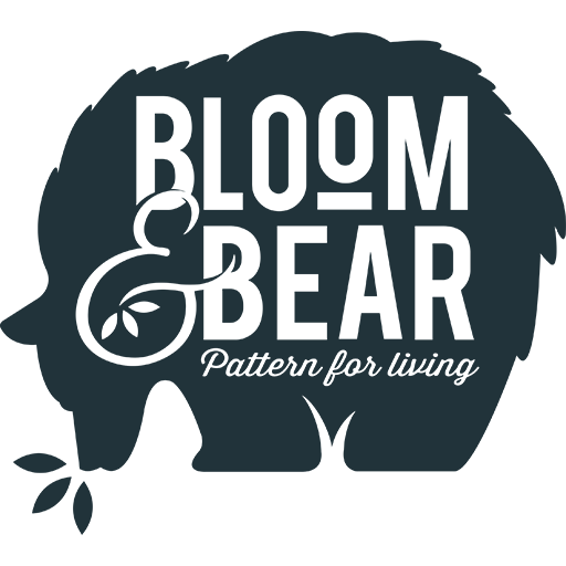 bloom and bear logo